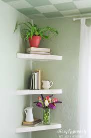 Small Picture Ideas for Floating Shelves Floating Shelf Styles