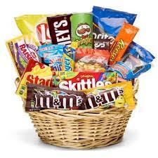 junk food snacks. Delighful Food Junk Food And Snacks Gift Basket Same Day Delivery And V