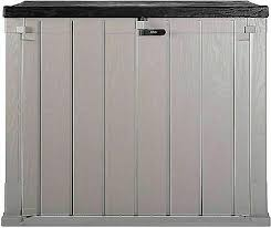 large outdoor garden storage shed