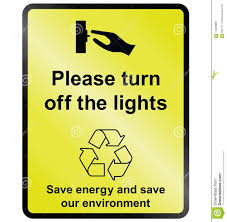 The Lights Off Turn Off Lights Stock Vector Illustration Of Illustration