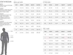 Tommy Bahama Shoe Size Chart 40 Disclosed Size Chart For Big And Tall