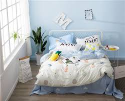 cute bed comforters. Perfect Comforters Cotton Fruits Strawberry Pineapple Cute Bedding Set Queen Double Size Duvet  Cover Bed Sheets X Epic Sets Throughout Comforters A
