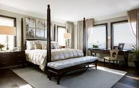Hamptons Inspired Luxury Master Bedroom Before and After | San ...