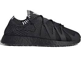 Adidas Y 3 Raito Racer Black White