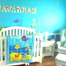ocean themed baby room theme nursery ideas u wall decal underwater under the sea bedroom home ocean themed baby room theme nursery ideas girl bedding