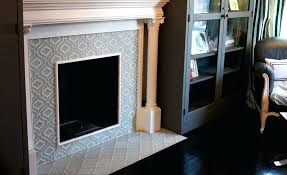 moroccan tile fireplace view in gallery random white raindrop mirror moroccan fireplace tiles uk