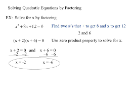 how to solve trinomial equations by factoring jennarocca