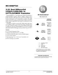 on semiconductor translation voltage levels mouser