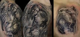 Tetování Drak Na Záda