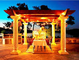 gazebo lighting ideas. string gazebo lights lighting ideas