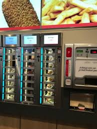 Vending Machine Amsterdam Mesmerizing Updated Vending Machines Picture Of Febo Amsterdam TripAdvisor