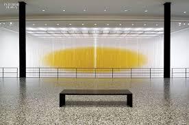 Mfa Interior Design Beauteous Grand Finale Jesús Rafael Soto's Installation Envelops Visitors At