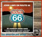 John Laws on Route 66-22 Legendary Driving Songs