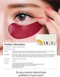<b>LANBENA 24K Gold Eye</b> Mask Collagen Eye Patches Dark Circle ...