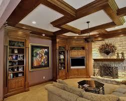 أسقف خشبية معلقة اجمل الديكورات