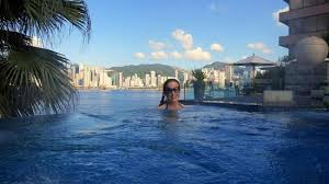 Interesting Infinity Pool Hong Kong With A View Intended Concept Design