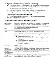 Printable Training Manual Template Learning Document Design ...