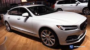 2018 volvo s90 interior. contemporary 2018 2018 volvo s90 t8 inscription  exterior interior walkaround debut 2017  new york auto show inside volvo s90 interior
