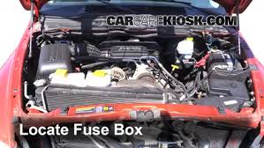 2002 2005 dodge ram 1500 interior fuse check 2004 dodge ram 1500 2002 2005 dodge ram 1500 interior fuse check