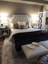 hollywood style bedroom