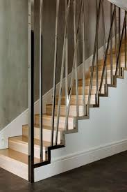 Check Out Modern Staircase Design For Your Home. Most modern staircase  design is meticulously detailed, exposing all the working elements and  eschewing trim ...