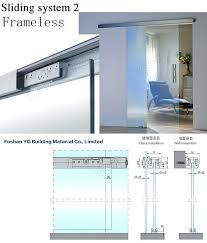 how to install sliding door track installing sliding glass door track designs replacing sliding patio door