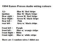 eunos presso 30x audio wiring diagram team eunos image