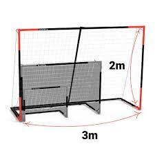 <b>Футбольные ворота</b> SG 500, размер L KIPSTA - купить в ...