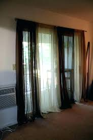 door curtains for kitchen unbelievable charming black patio doors ideas curtain back french kitche curtains for back doors