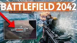 NEW Battlefield 2042 Gameplay reveals MASSIVE changes... - YouTube