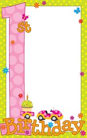 Blank Birthday Invitations Blank Birthday Invitations This Is The