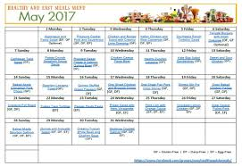 Family Meal Plans Healthy Quick Easy Meal Plan 31 Recipes Printable Menu Plan