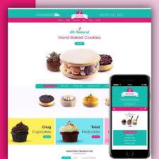 Sweet Cake Bakery Shop Prestashop Addons