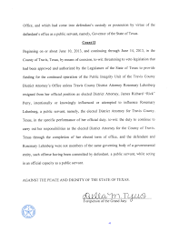q a on governor rick perry s indictment and ham sandwiches bryan rick perry felony indictment page 2