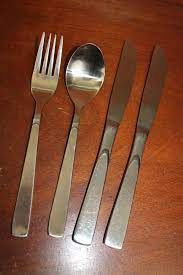 wallace flat vintage flatware stainless