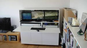 Ikea office hacks Playroom Box Office Homedit From Generic Office To Stylish And Productive Home Office Hacks