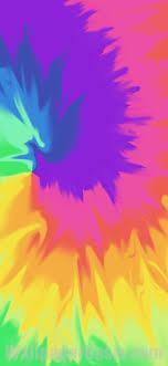 tie dye iphone x hd wallpaper