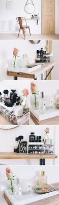 Best 25+ Make up stations ideas on Pinterest | Make up vanity ikea,  Mirrored vanity desk and Diy makeup light mirror