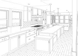 craftsman house bedroom remodel, kitchen expansion, addition more This Old House Table Plans kitchen rendering of a 1920s des moines craftsman house by remodeler silent rivers ask this old house picnic table plans
