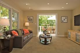 family room lighting. Lamps Placed Near The Sofa, Will Be A Great Additional Source Of Light In Family Room Lighting