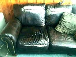 how to fix large hole in leather couch tear in leather couch lovely how to repair