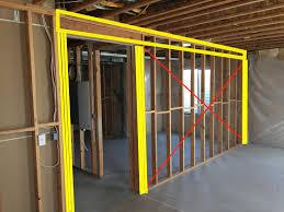 Moving Load Bearing Walls Or Can I Alexander Jenkins