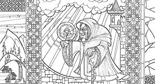 Small Picture BEAUTY AND THE BEAST Adult Coloring Pages This Fairy Tale Life