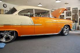 1955 Chevy Bel Air   Bruce Harvey Pro Comp Custom