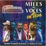 Miles de Voces en Vivo [CD & DVD]