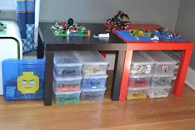 tables lego organizer ikea