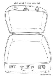best art therapy ideas art therapy activities  suitcase template for art therapy