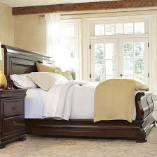 Universal Reprise King Sleigh Bed - Item Number: 58176B
