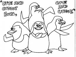 Small Picture Penguins Of Madagascar Coloring Pages AZ Coloring Pages Coloring
