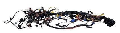 c4 corvette wiring harness c4 image wiring diagram 1996 1996 c4 corvette main interior wiring harness oem on c4 corvette wiring harness